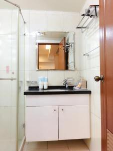 Q Square Garden Apartment, Appartamenti  Taipei - big - 63