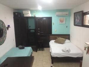 Coral Studio, Ferienwohnungen  Cancún - big - 3