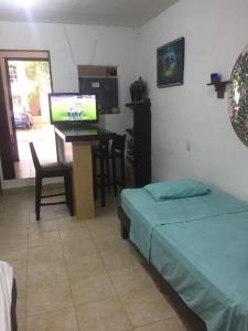 Coral Studio, Ferienwohnungen  Cancún - big - 2