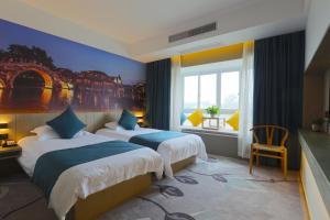 Tongxiang Wuzhen Shangjin Hotel, Hotels  Wujiaqiao - big - 5