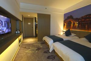 Tongxiang Wuzhen Shangjin Hotel, Hotels  Wujiaqiao - big - 3