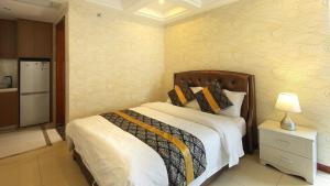 iHotel Apartment Guangzhou Folk Financial Mansion Branch, Apartmány  Kanton - big - 19