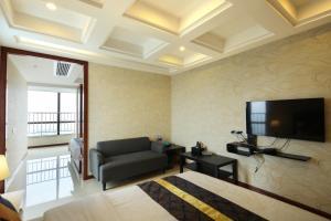 iHotel Apartment Guangzhou Folk Financial Mansion Branch, Apartmány  Kanton - big - 16
