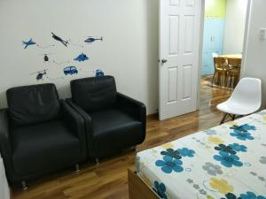 Nancy Thuy Tien Apartment 1212, Apartmány  Vung Tau - big - 7