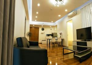 Nancy Thuy Tien Apartment 1111, Apartmanok  Vung Tau - big - 11