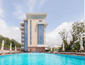 Hotel Heliopark Nebug