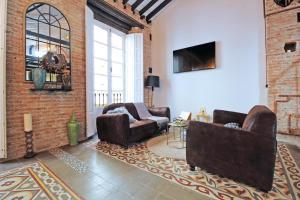 Del Parque Flats - Picasso, Apartments  Málaga - big - 22