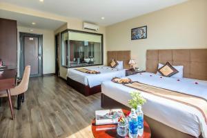 Ocean Haven Hotel, Hotel  Da Nang - big - 15