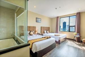 Ocean Haven Hotel, Hotel  Da Nang - big - 16