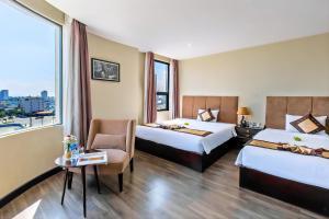 Ocean Haven Hotel, Hotel  Da Nang - big - 21