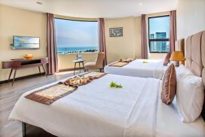 Ocean Haven Hotel, Hotel  Da Nang - big - 22