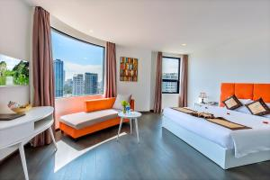 Ocean Haven Hotel, Hotel  Da Nang - big - 24