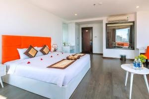 Ocean Haven Hotel, Hotel  Da Nang - big - 26