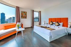 Ocean Haven Hotel, Hotel  Da Nang - big - 27