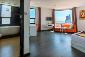 Ocean Haven Hotel, Hotel  Da Nang - big - 28