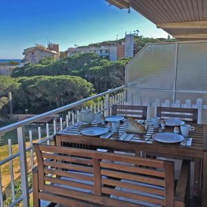 Caleta Del Sol, Ferienwohnungen  Sant Feliu de Guixols - big - 8