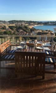 Caleta Del Sol, Ferienwohnungen  Sant Feliu de Guixols - big - 9