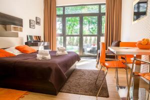 Mielno-Apartments Dune Resort - Apartamentowiec A, Appartamenti  Mielno - big - 202
