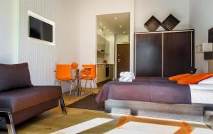 Mielno-Apartments Dune Resort - Apartamentowiec A, Appartamenti  Mielno - big - 208