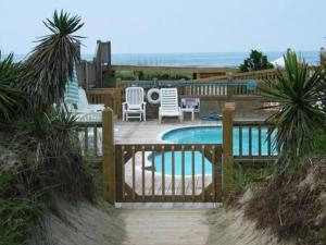 Majak Moments, Holiday homes  Holden Beach - big - 38