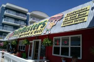Cheeseburger in Paradise Townhouse, Prázdninové domy  Ocean City - big - 3