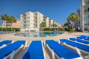 Beach Club 408 Holiday home, Апартаменты  Saint Simons Island - big - 16