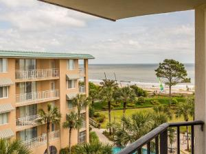 Beach Club 408 Holiday home, Апартаменты  Saint Simons Island - big - 7