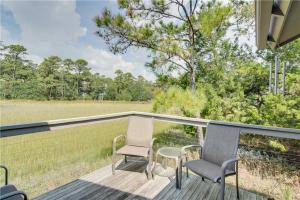 Creekwatch 1248 Villa, Villas  Seabrook Island - big - 24