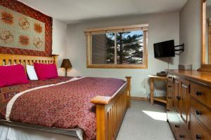 Silver King- Snow Flower Resort, Apartments  Park City - big - 5