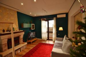 Villa Berberi, Апартаменты  Тирана - big - 23