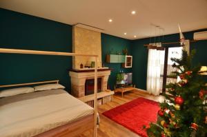 Villa Berberi, Апартаменты  Тирана - big - 24
