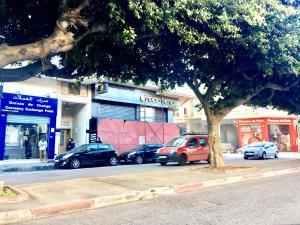 Central, Grand, Confortable, Lumineux, Belle vue, Ferienwohnungen  Casablanca - big - 29