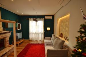Villa Berberi, Апартаменты  Тирана - big - 25