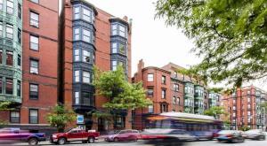 The Beacon on Massachusetts Avenue Condo, Апартаменты  Бостон - big - 9