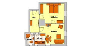 Haus Hubertus, Ferienwohnungen  Ostseebad Boltenhagen - big - 23