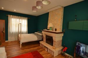 Villa Berberi, Апартаменты  Тирана - big - 28
