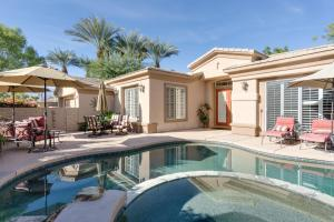 74936 Jasmine Way Home Home, Dovolenkové domy  Indian Wells - big - 3