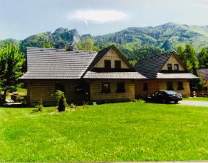 Ferienhaus Chata ObšÍvanka Terchová Slowakei