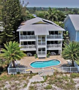 Sunset Villas Unit #1 Condo, Apartments  Clearwater Beach - big - 8