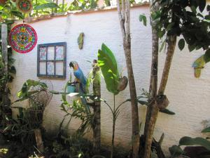 Hospedaria Da Nadia, Privatzimmer  Paraty - big - 24