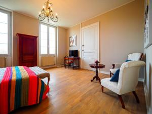 LE CORMIER DE L'ESTUAIRE, Bed & Breakfasts  Saint-Aubin-de-Blaye - big - 4