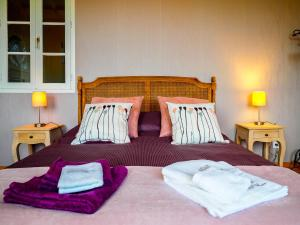 LE CORMIER DE L'ESTUAIRE, Bed & Breakfasts  Saint-Aubin-de-Blaye - big - 8