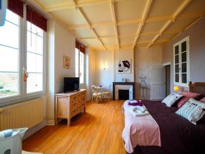 LE CORMIER DE L'ESTUAIRE, Bed & Breakfasts  Saint-Aubin-de-Blaye - big - 9