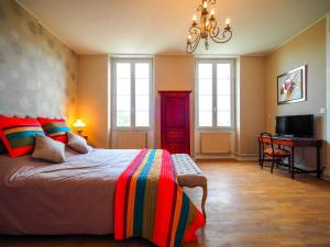 LE CORMIER DE L'ESTUAIRE, Bed & Breakfasts  Saint-Aubin-de-Blaye - big - 11