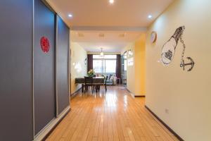 Beijing Jiayuhuxiao Hotel Apartment (Yuanyang Tiandi Branch), Apartmanok  Pejcsing - big - 49