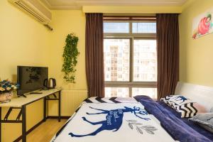 Beijing Jiayuhuxiao Hotel Apartment (Yuanyang Tiandi Branch), Appartamenti  Pechino - big - 54