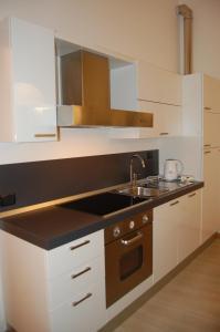 Casa Camozzi, Apartmanok  Bergamo - big - 13