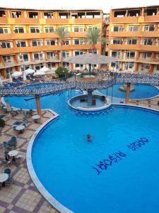 Oazis resort Hurghada, Apartmanok  Gurdaka - big - 11