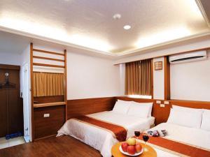 Sun Moon Lake Honeymoon Hotel, Szállodák  Jücsi - big - 17