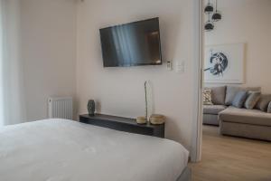 Olympus Residence, Ferienwohnungen  Athen - big - 37
